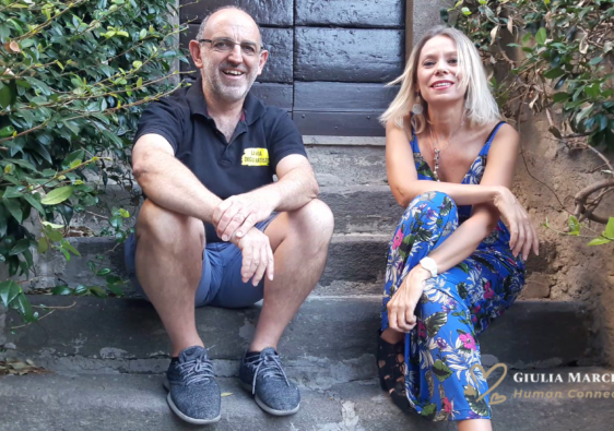 A conversation about Tuscia and Tuscany (Italy)