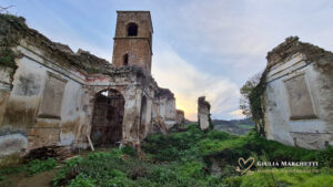 The Ghost Town of Celleno Viterbo, Italy