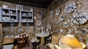 The Medieval Art of Ceramics and Tarots in Viterbo
