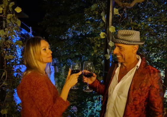 Giulia Marchetti & Pat Girondi